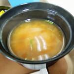92178496 - お味噌汁