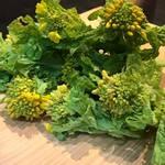 舞鶴キッチン - 無農薬・無化学肥料の野菜たち