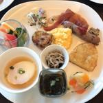 レストラン 凪 - 和洋プレート