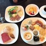 レストラン 凪 - 和洋朝食ビュッフェ 2000円‥‥宿泊料に込み
