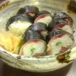西海道 ときとき - 鯖寿司