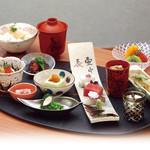 つつじの茶屋 - 70周年記念ランチ(イメージ)