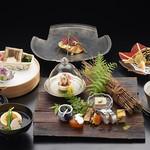 つつじの茶屋 - セレクションディナー(イメージ)