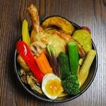 鶏と14品目野菜