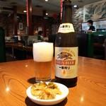 92184059 - ビール&搾菜