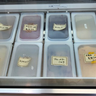 もりのふうアイス - 料理写真: