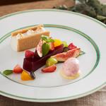 サロン・ド・テ ロザージュ - 料理写真:期間限定の箱根スイーツコレクション(イメージ)