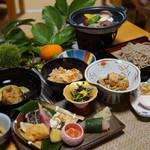 【予約優先】9月の旬彩小鉢膳