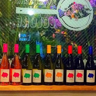 かわいいデザインのフランス産ワイン『プティ・コシュネ』