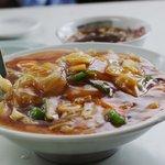 正楽園 - 中華丼