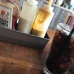 GOOD BARBEQUE - アイスコーヒー(セット) ¥160円外