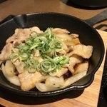 串揚げと日本酒 あぶらや - 豚生姜焼き