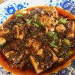 92194530 - 辛さの中に、懐かしささえ感じるような美味しい「牛肉麻婆豆腐」