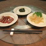 92196223 - 前菜三皿