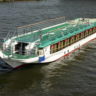 最新設備完備!大型船で揺れも少ない安心船宿♪