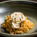 THE SODOH HIGASHIYAMA KYOTO - 香住蟹 茸 タリオリーニ