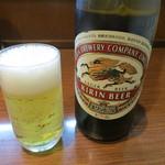 92199432 - 瓶ビール(キリンクラシックラガー)