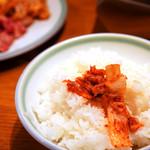 上野 太昌園 - キムチが旨すぎます。