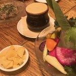 92203329 - 農園野菜のバーニャカウダ