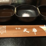 Tengushi - タレは3種類