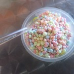 ディッピンドッツ・アイスクリーム - 料理写真: