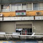 田園 - 9月4日台風で庇取れる