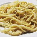 トラットリア リゾラ ベッラ  - スパゲティ レモン