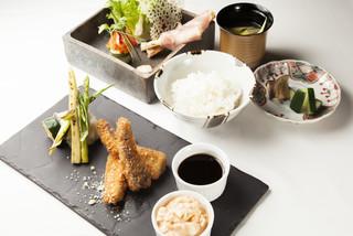 京都 喜Shin - 昼コース(魚)
