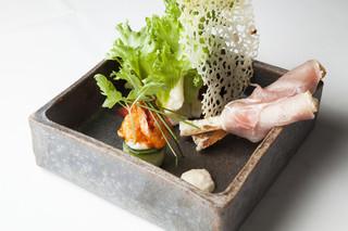 京都 喜Shin - 前菜