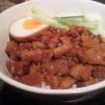 西門食房・小籠包・粥 - ランチ魯肉飯