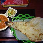 モハンディッシュ - 料理写真:【ランチ】ラムカレー
