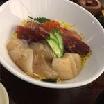 あま屋 - 海鮮丼(並)アップ