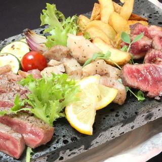 豚も牛も!凝縮した旨味を存分に味わえる絶品肉料理を堪能