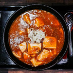 太威 - 料理写真:四川風麻婆麺・2辛