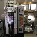 山形県庁 食堂 - ドリンク写真: