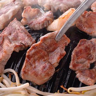 初秋のご宴会に★生ラム&ジンギスカン食べ飲み放題3980円★