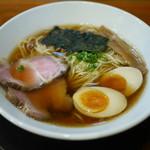 自然派ラーメン 神楽 - 特丸麺