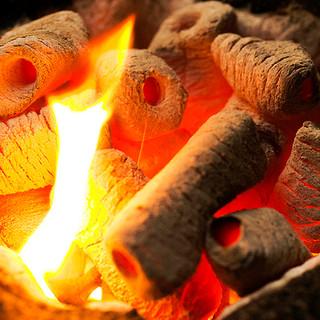 上質な生ラム肉を炭火(備長炭)で焼く本格的なジンギスカン