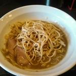 丿貫 - 和え玉のスープ掛け