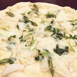 摂津 - とうがらしピザ