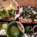 二八そば砂場 - 料理写真: