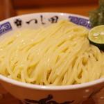 めん徳 二代目 つじ田 - 麺