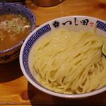 めん徳 二代目 つじ田 - 濃厚特製つけ麺