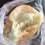 ゆうきぱん - シークワーサークリームチーズクリーム
