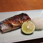 92218632 - 秋刀魚の塩焼き2