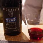 サーモンアンドトラウト - Occhipinti SP68 Rosso