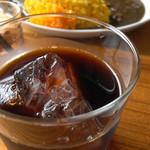 フューチャーヒャクカフェ - アイスコーヒー