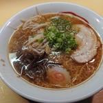 麺や 一福 - 中華そば醤油 750円