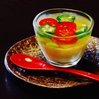 三鴨庵が織りなす立秋(長月)オススメ料理