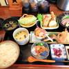 Mutou - 料理写真:イワシ定食